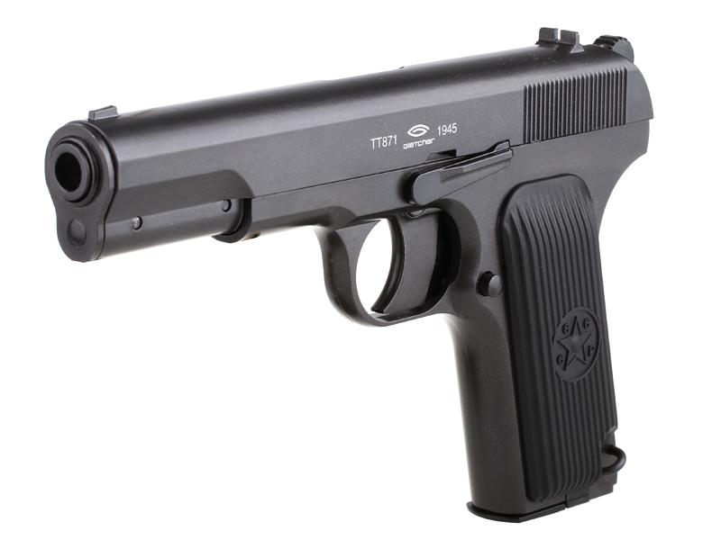 Модель:Пистолет Gletcher TT-A Soft Air Артикул: TT-A Soft Air Рейтинг.  4 200руб.